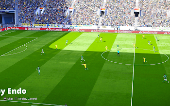 Real Césped Turf | V4 | PES2021 | PC | By Endo