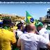 Jornalistas são agredidos em ato pró-Bolsonaro e contra a democracia