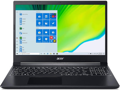 The Best Student Laptop - Acer Aspire 7 A715-41G-R7X4