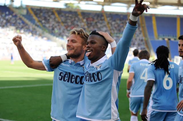 Lazio Dipastikan Lolos Ke Babak 32 Besar