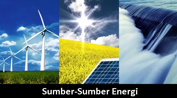 Keterbatasan Energi dan Dampaknya + 9 Sumber Energi
