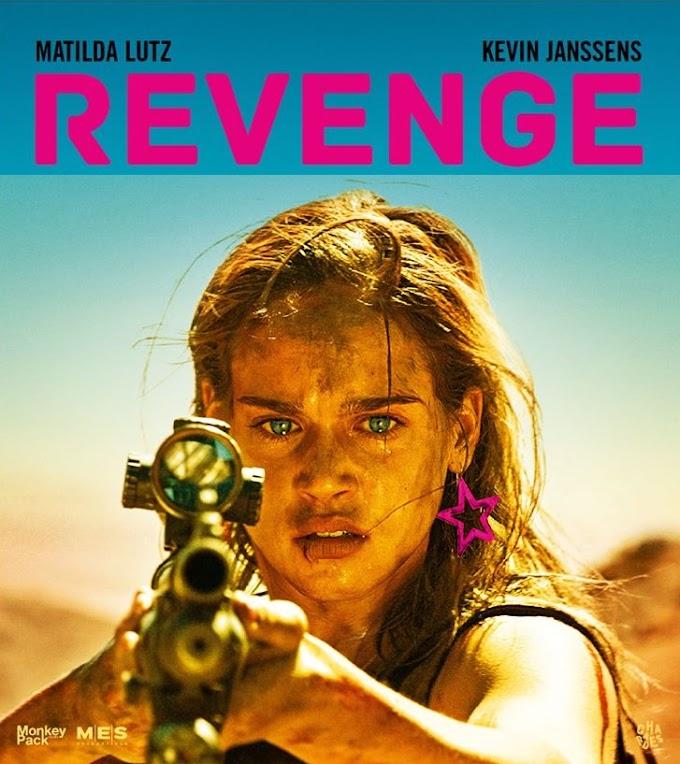 WATCH Revenge 2017 ONLINE English- Audio latino Freezone-pelisonline