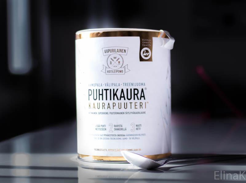 Uusi suomalainen innovaatio: Puhtikaura!