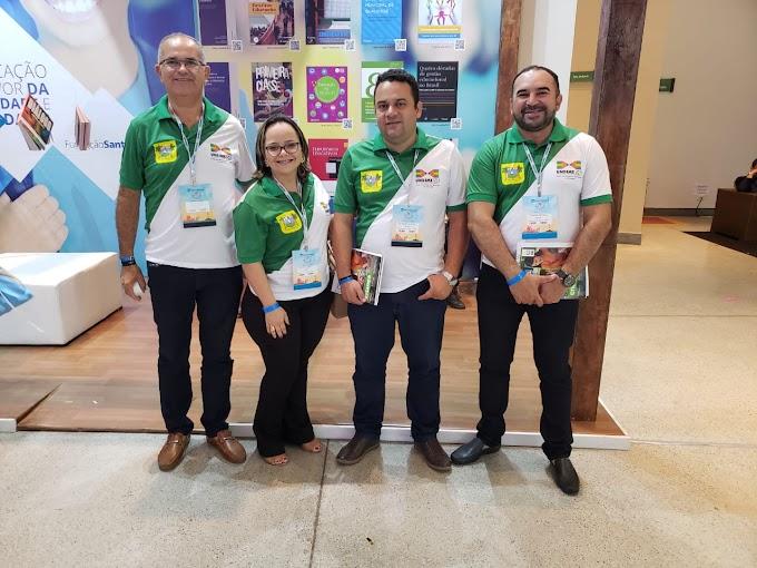 Prefeito Neto Mafra participa do 17° Fórum Nacional dos Dirigentes Municipais de Educação