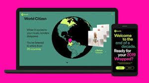 Cara Membuat dan Share Spotify Wrapped