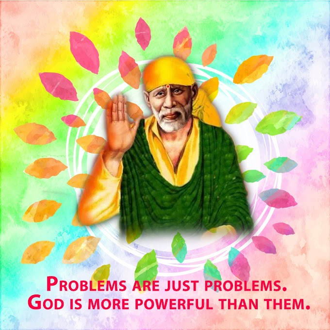 Baba's Miracles Strengthened My Faith