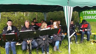 Musikgruppe Die jungen Sennfelder