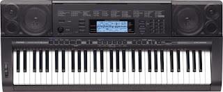 Keyboard Casio CTK-5000
