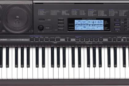 Reset Keyboard Casio CTK-5000