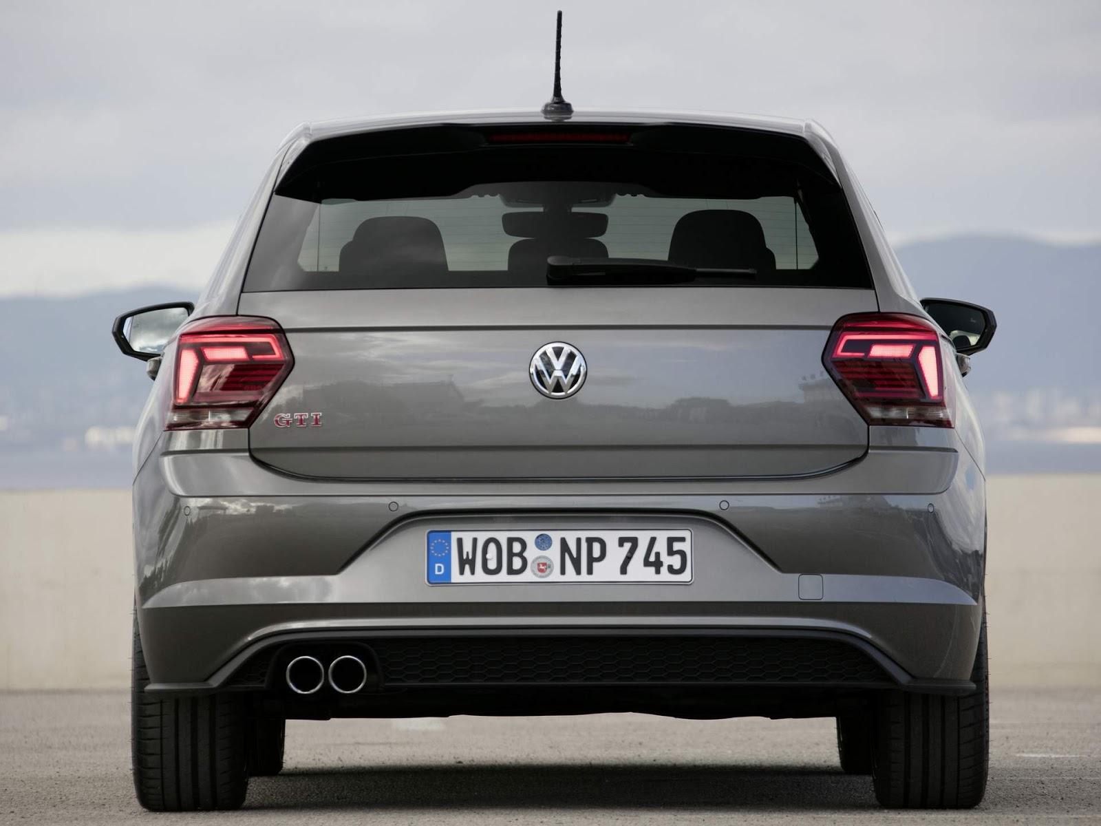 VW confirma Polo e Virtus GTS com motor 1.4 TSI - Brasil  a3b69418579