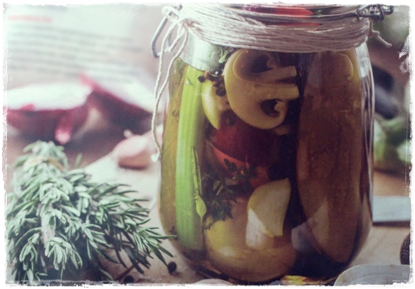 Legumes no azeite, saudáveis e saborosos