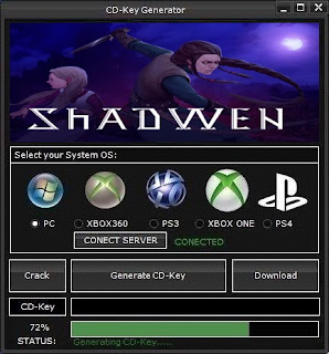Shadwen Key Generator (Free CD Key)