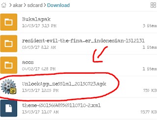 Unlock Bootloader Asus Zenfone2 ZE551ML