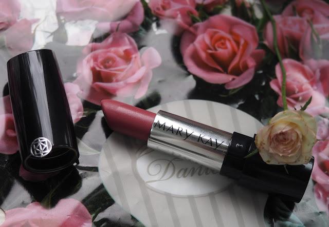 Матовая гелевая губная помада Gel Semi-matte Lipstick #089661 Mauve Moment от Mary Kay