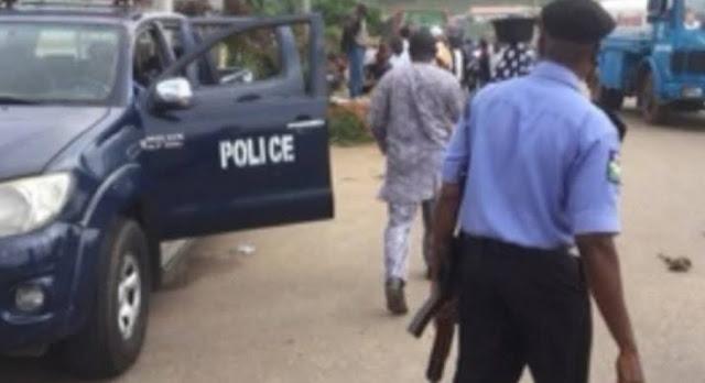 Ogun villagers kidnap four policemen, gunned down DPO.