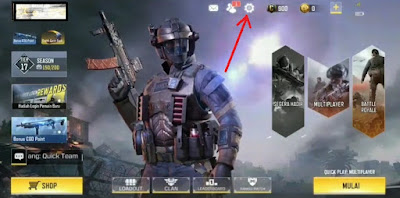 Sensitivitas Call Of Duty Mobile Terbaik  Sensitivitas COD Call Of Duty Mobile Terbaik Agar Kill Banyak Musuh