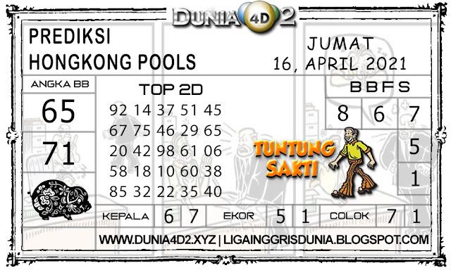 Prediksi Togel HONGKONG DUNIA4D2 16 APRIL 2021