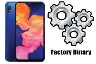 Samsung Galaxy A10e SM-A102U1 Combination Firmware