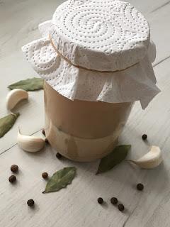 Zakwas do żurku z żytniej mąki