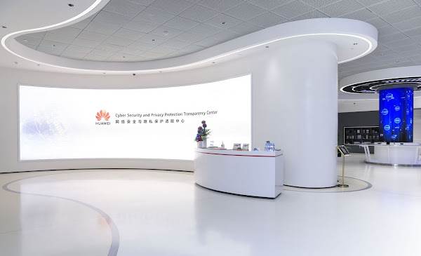 Huawei inaugura o seu maior Cyber Security and Privacy Protection Transparency Center
