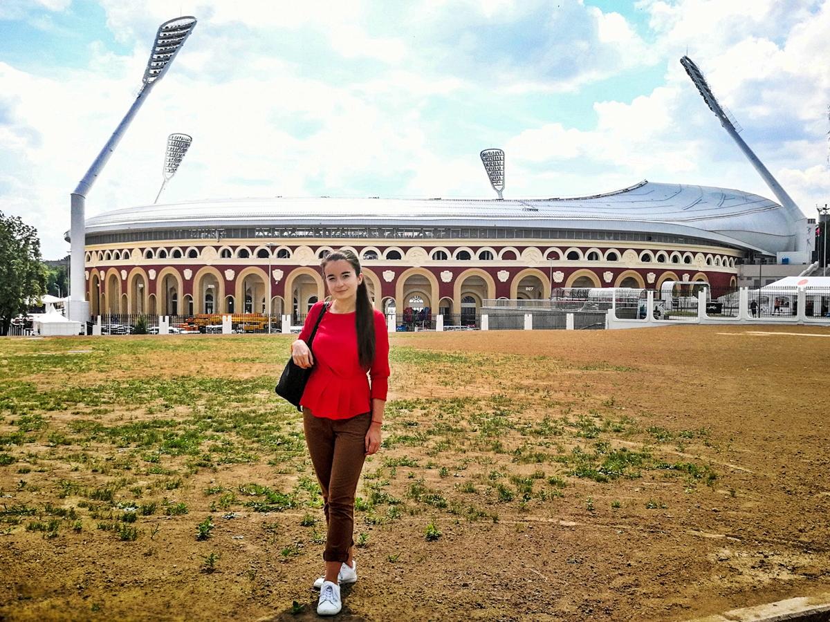 Dinamo Stadion w Mińsku