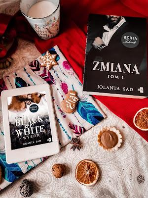 Black or White. Wybór - Jolanta Sad [PATRONAT]