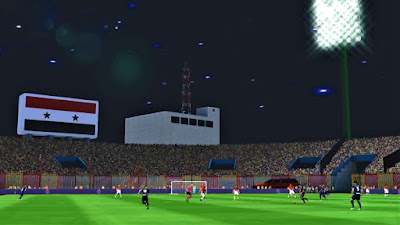 PES 2017 Stadium Latakia Sports City Syria