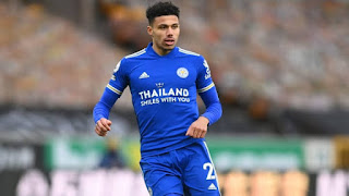Leicester defender James Justin suffered ACL injury in FA Cup win over Brighton