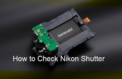 How to Check Nikon Shutter Count (Dslr)