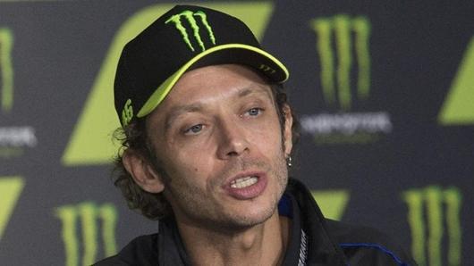Valentino Rossi Positif Virus Corona