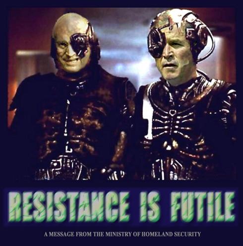 North Texas Drifter: The Borg