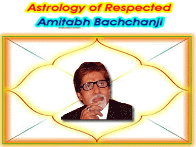 horoscope of amitabh bachhan