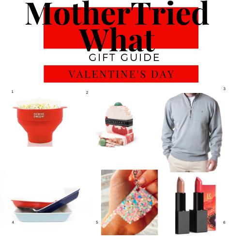 Valentine's Day Gift Guide (Men, Women & Galentine's Day)