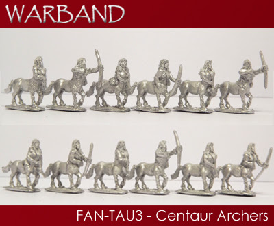FAN-TAU3 - 12 x Centaur Archers