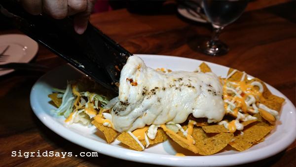 Brewery Gastropub Iloilo restaurant - nachos