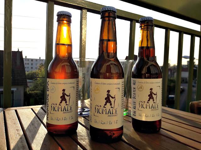 Bières brasserie artisanale Brasserie Nomade BrewNation