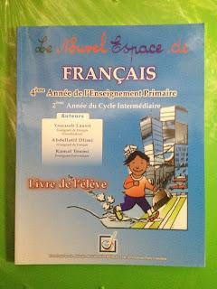 Apprendre Livre Le Nouvel Espace De Francais 4eme Annee