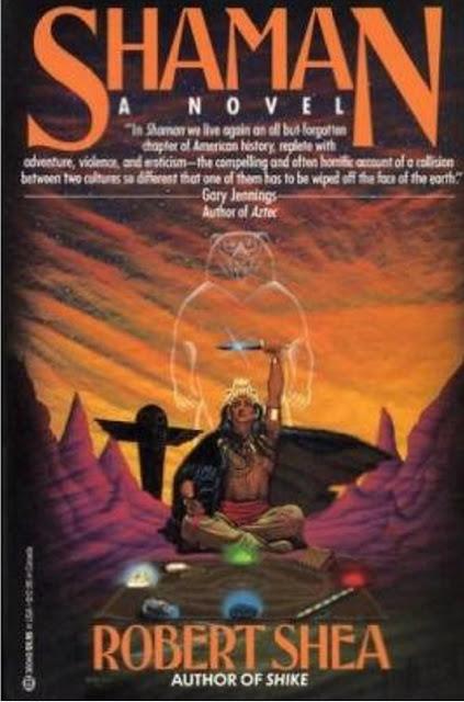Shaman: A Novel by Robert Shea