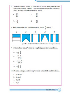 kunci jawaban matematika smp kelas 7 halaman 47