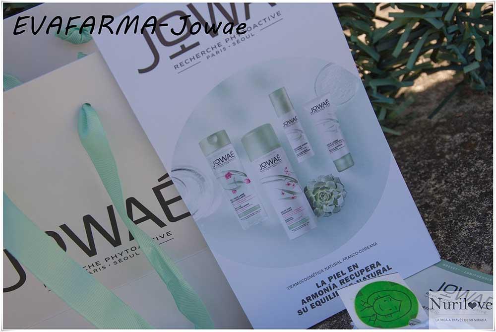 EVAFARMA nos presenta la marca franco coreana Jowae