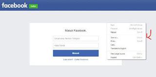 Cara Mudah Hack Akun Fb Facebook Orang Lain Menggunakan Fake Login Terbaru 2020 Tomtekno
