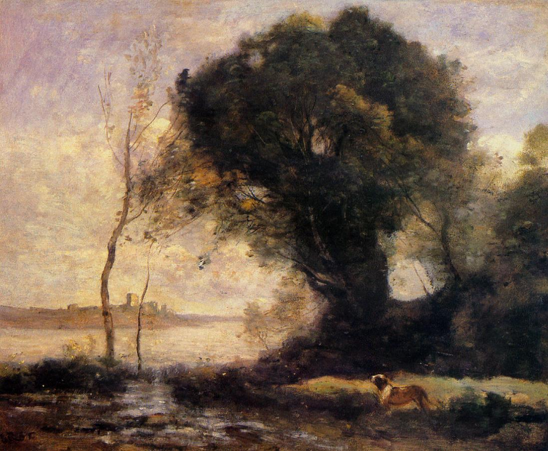 Art artists camille corot part 8 for Camille corot