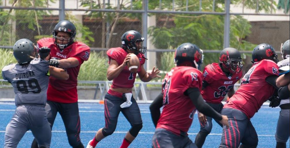American Football in Philippines: Wolves devoured Cavemen, win Season 2 title