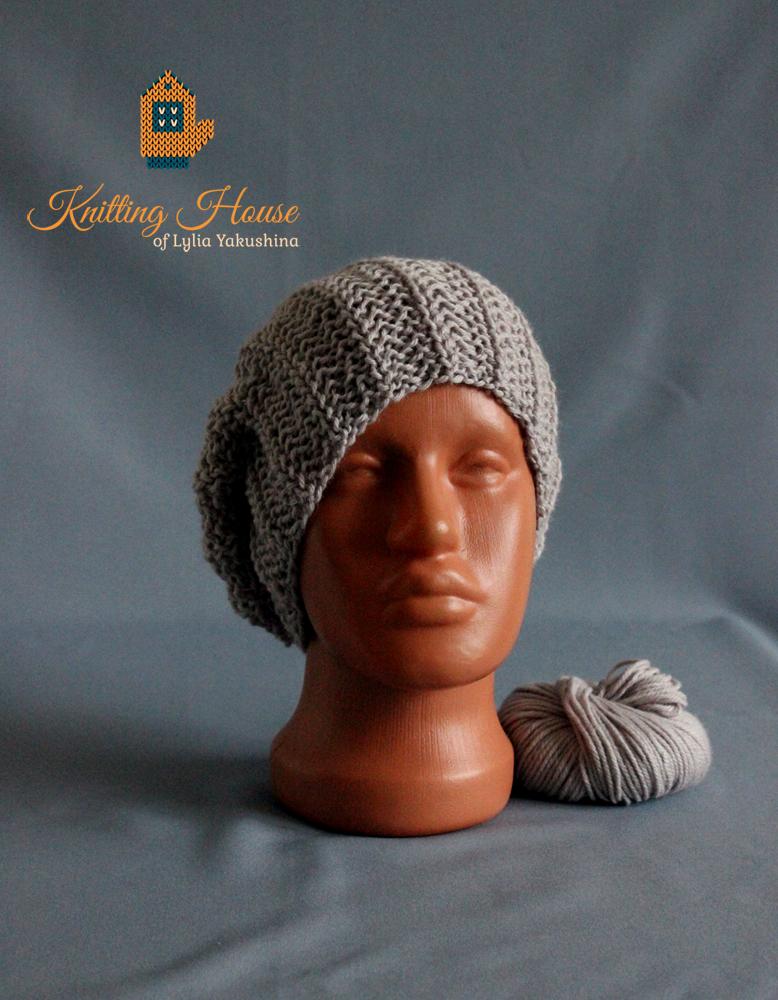 Art Blog Of Lylia Yakushina шапка мужская светло серая