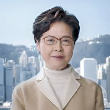 Hong Kong and Shenzhen have to cross each other Says Carrie Lam