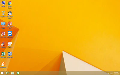 Ghost Windows 8.1 Pro 9600 [ 32 & 64Bit - Full Soft + Full Driver] Nguyên Gốc