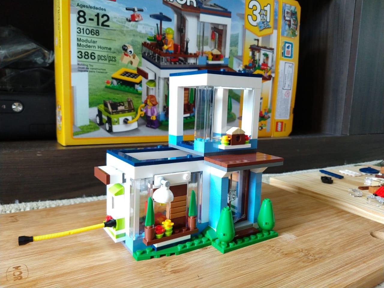 lego modular home 6