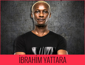 survivor ibrahim yattara - Survivor 2016 [Yarışma]