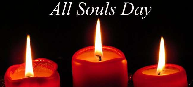 Image result for happy 'all souls day'