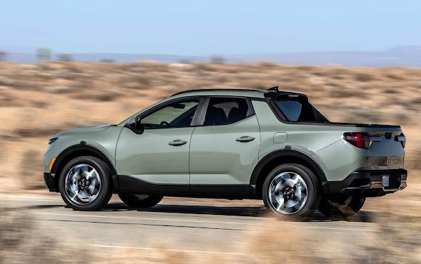 2022 Hyundai Santa Cruz Prices